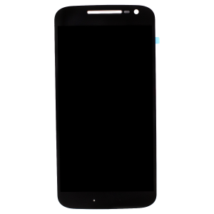 LCD Assembly without Frame for use with  Motorola Moto G4 (Black)