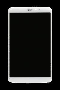 LCD/Digitizer for use with LG G Pad X 8.0 V520 V521WG (White)