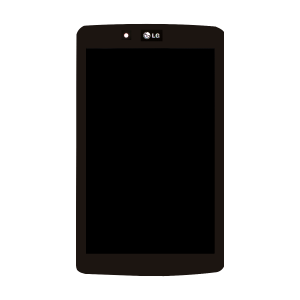 LCD/Digitizer for use with LG G Pad 7.0 V400 V410