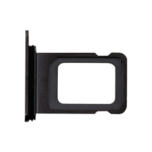 Sim Card Tray for use with iPhone 11 Pro Max (Black)