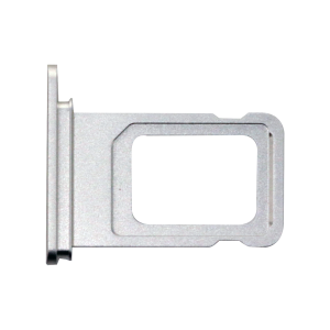Sim Card Tray for use with iPhone 11 Pro Max (White)