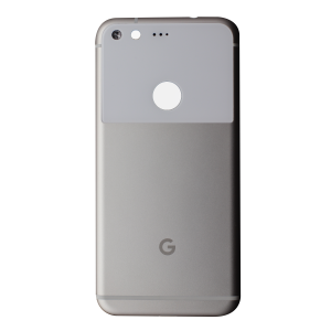 Back Housing for use with Google Pixel (White)