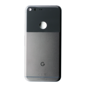 Back Housing for use with Google Pixel (Black)