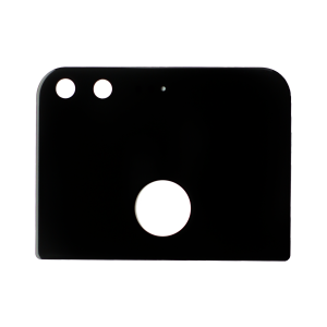 Back Top Glass for use with Google Pixel
