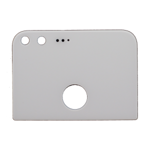 Back Glass for use with Google Pixel XL (White)