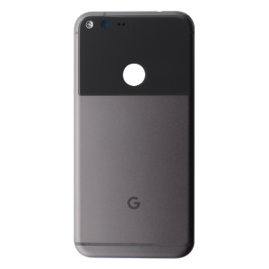 Back housing for use with Google Pixel XL (Black)