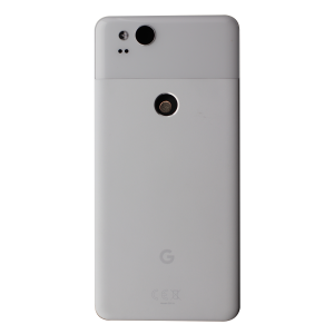 Back Housing for use with Google Pixel 2 (White)