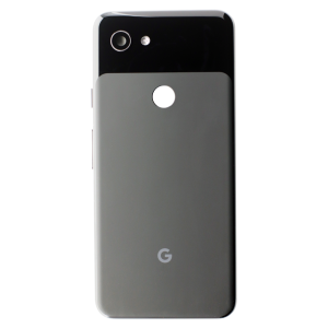 Back Glass for use with Google Pixel 3a (Black)