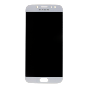 LCD Assembly for use with Samsung J7 2017 (Light Gray)