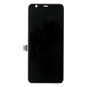 LCD Assembly for use with Google Pixel 4 (Black)
