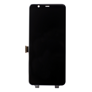 LCD Assembly for use with Google Pixel 4 XL (Black)