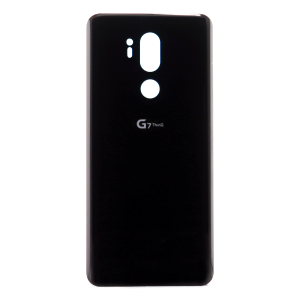 Battery Cover for use with LG G7 ThinQ (Black)