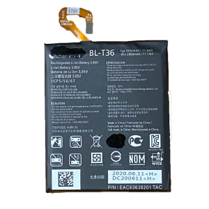 Battery for use with LG K30 LM-X410TK