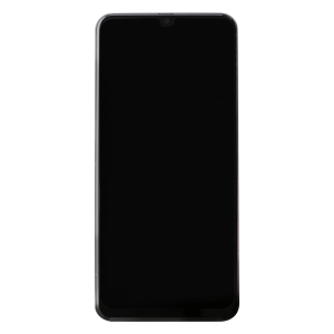 LCD/ Digitizer with frame for use with Galaxy A50 (Black)