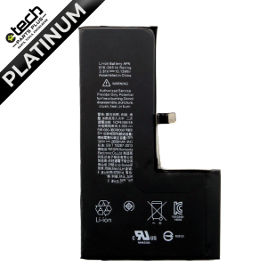 Platinum Battery for use with iPhone XS (Extended Capacity)