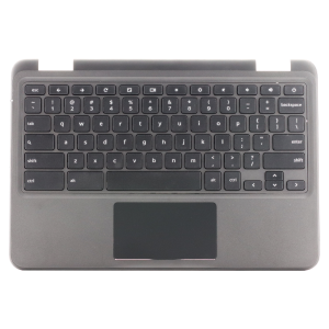 Back Housing (Keyboard/Touchpad/Palmrest/Back frame) for use with Chromebook D3100