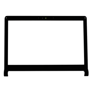 Front housing for use with Chromebook D3120, Part Number: 03CP5R (Non-Touch)
