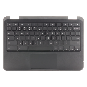Keyboard with frame for use with Chromebook D3180, Part Number: 05XVF4 (Keyboard Only)