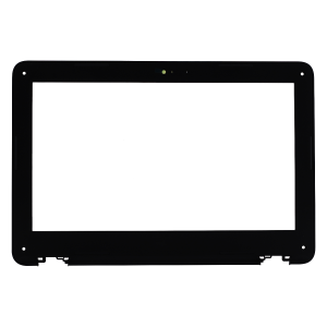 Touch screen frame for use with Dell 3180 Chromebook, Part Number: 00P37K
