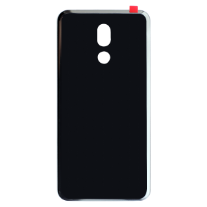 Back Cover for use with LG Stylo 5 (Black)