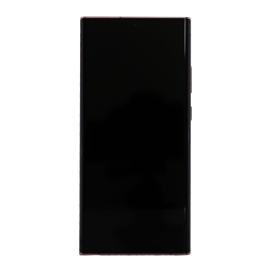 OLED Digitizer Assembly w/Frame for use with Samsung Note 20 Ultra 5G (Mystic Bronze)