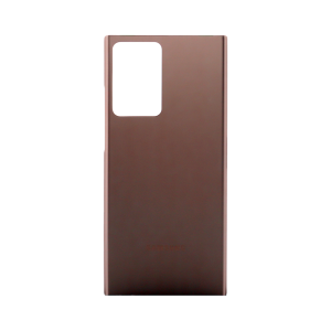 Back Glass Cover for use with Samsung Note 20 Ultra (Mystic Bronze)