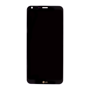 LCD/Digitizer Black for use with LG Q6