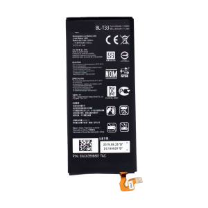 Battery for use with LG Q6