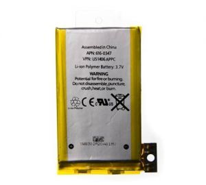 Battery for use with iPhone 3G