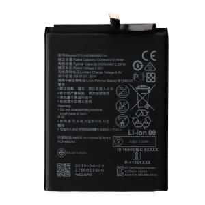 Battery for use with Huawei Honor 10 Lite