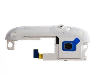 Headphone Flex Cable and Loudspeaker for use with Samsung Galaxy S III (S3) White Universal i9300