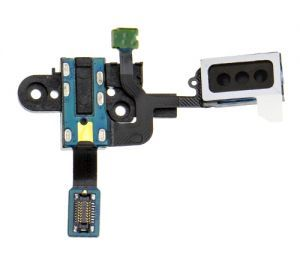 Headphone Jack  and Earphone Flex Cable for use with Samsung Galaxy Note II Universal N7100