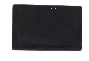 """LCD with Digitizer Assembly for use with ASUS Transformer Book 10.1"""" T100TA-5490N, Black, with Frame"""