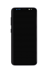 OLED Digitizer assembly (with frame) for use with Samsung S8 (Midnight Black)