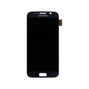 OLED Digitizer Assembly for use with Samsung Galaxy S6 (Without Frame) (Black Sapphire)