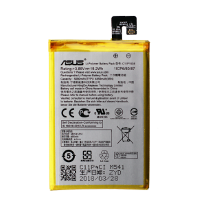 Battery for use with Asus ZenFone MAX