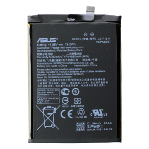 Battery for use with Asus ZenFone 4 Max 5.5 (2017)