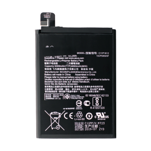 Battery for use with Asus ZenFone 4 Pro