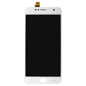 LCD/Digitizer for use with Asus ZenFone 4 Selfie (White)