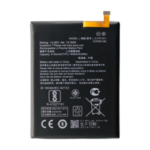 Battery for use with Asus ZenFone 3 Max