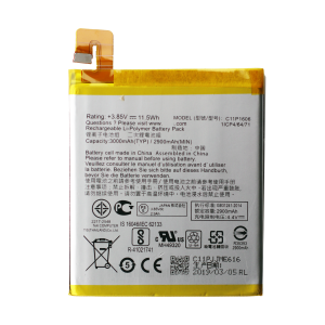 Battery for use with Asus ZenFone 3 Laser