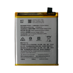 Battery for use with OnePlus 6T