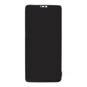 LCD/Digitizer for use with OnePlus 6 (Black)