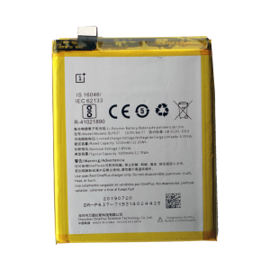 Battery for use with OnePlus 5T