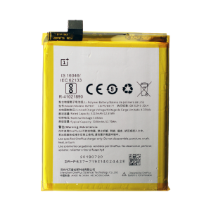 Battery for use with OnePlus 5