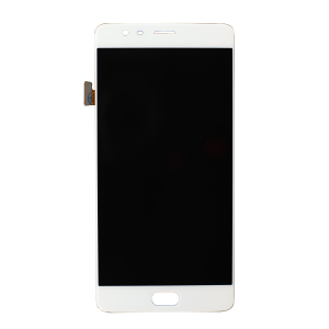 LCD/Digitizer for use with OnePlus 3 (White)