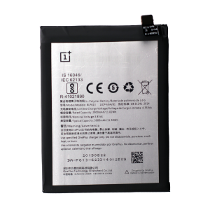Battery for use with OnePlus 3
