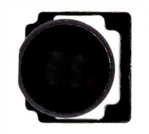Black Home Button & Spring for use with iPad 2 and iPad 3