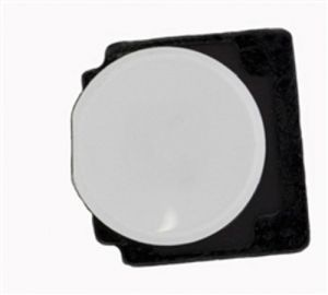 Home Button & Spring, White for use with iPad 2 and iPad 3