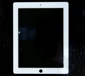 Glass and Digitizer Touch Panel, White, for use with iPad 3 & 4